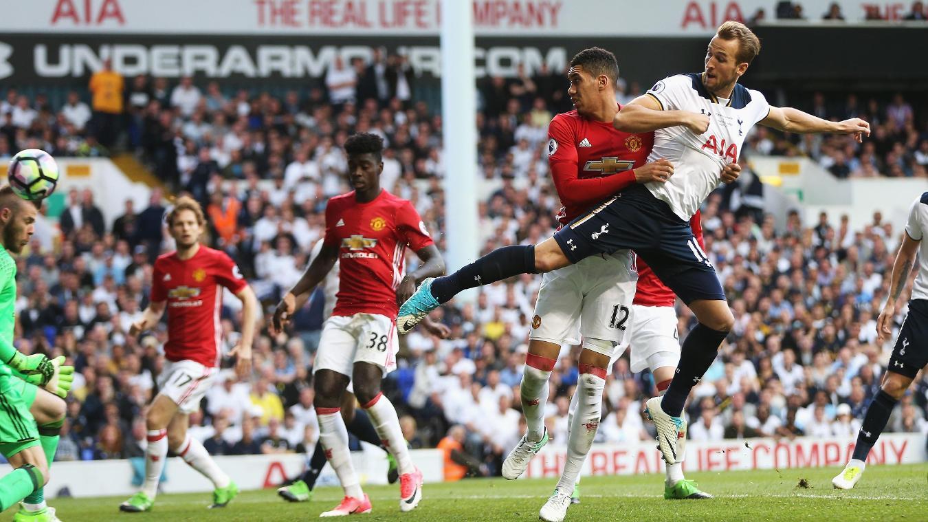 Tottenham Hotspur 2-1 Manchester United