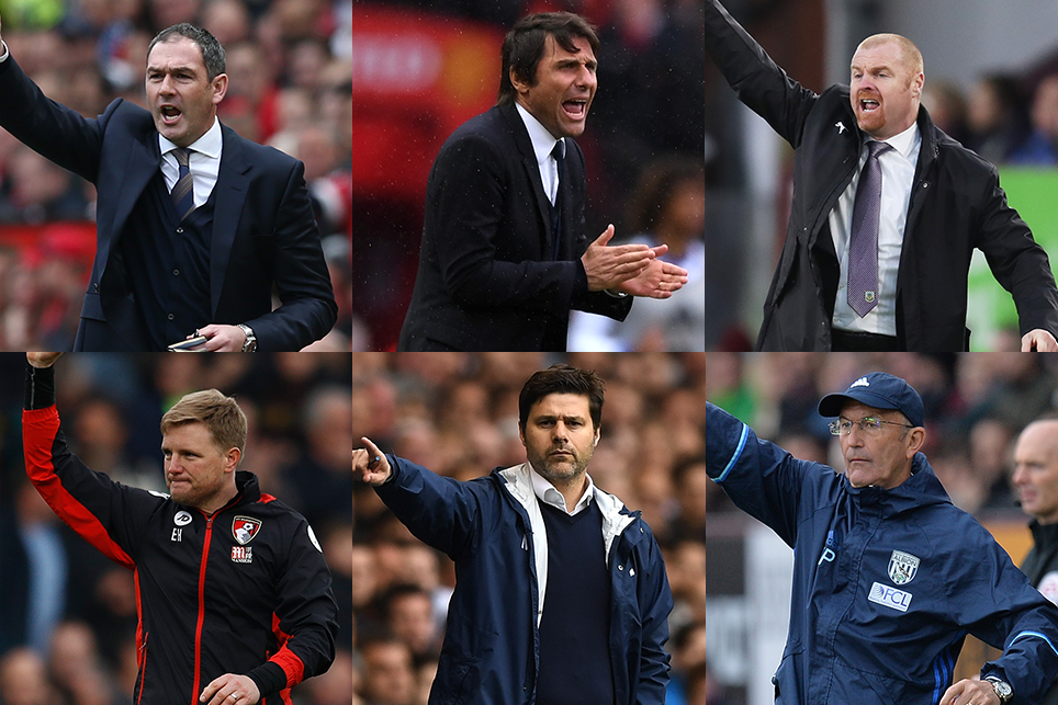 Manager of the Season shortlist