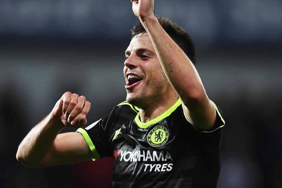 West Bromwich Albion v Chelsea, Cesar Azpilicueta