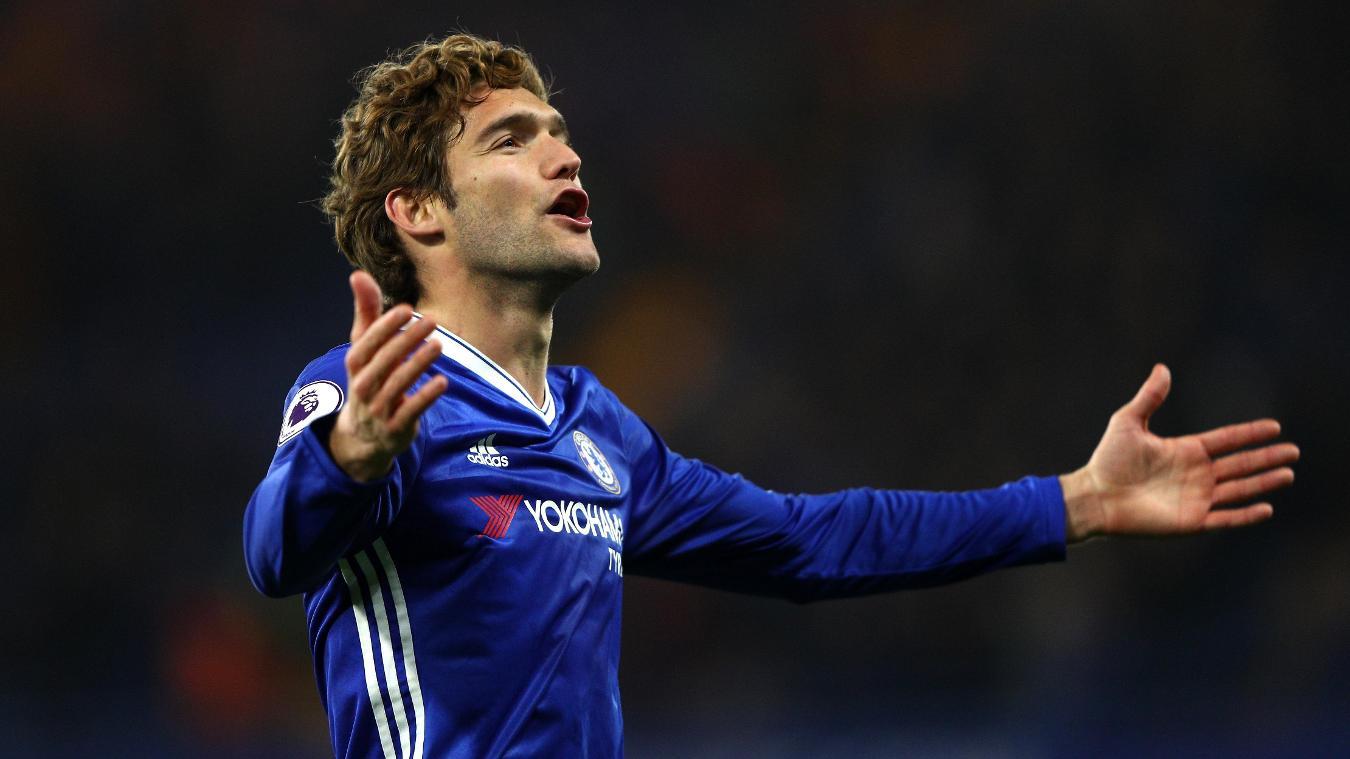 Chelsea v Middlesbrough, Marcos Alonso