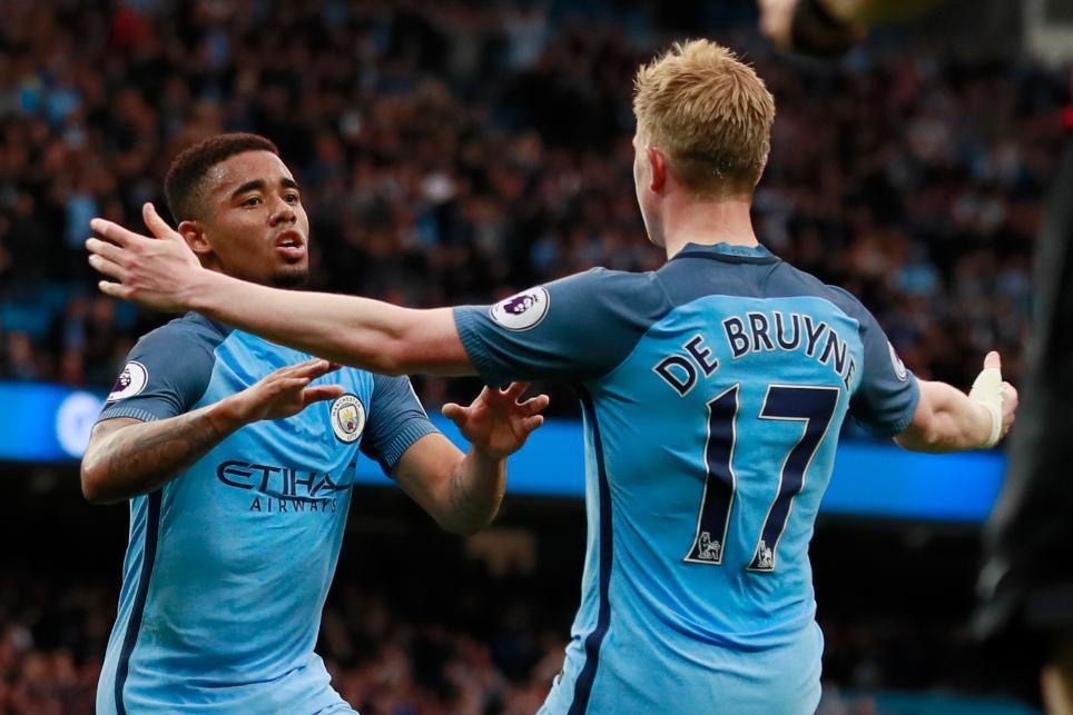 Manchester City v West Bromwich Albion