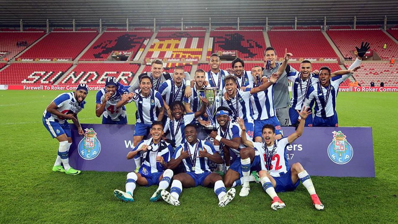 2016/17 PL International Cup: Porto