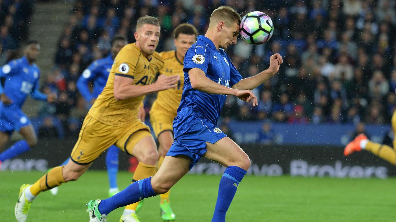 Leicester City 1-6 Tottenham Hotspur