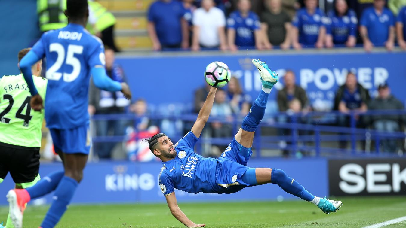 Leicester City vs AFC Bournemouth Highlights