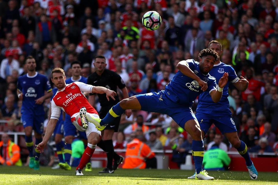 Arsenal 3-1 Everton