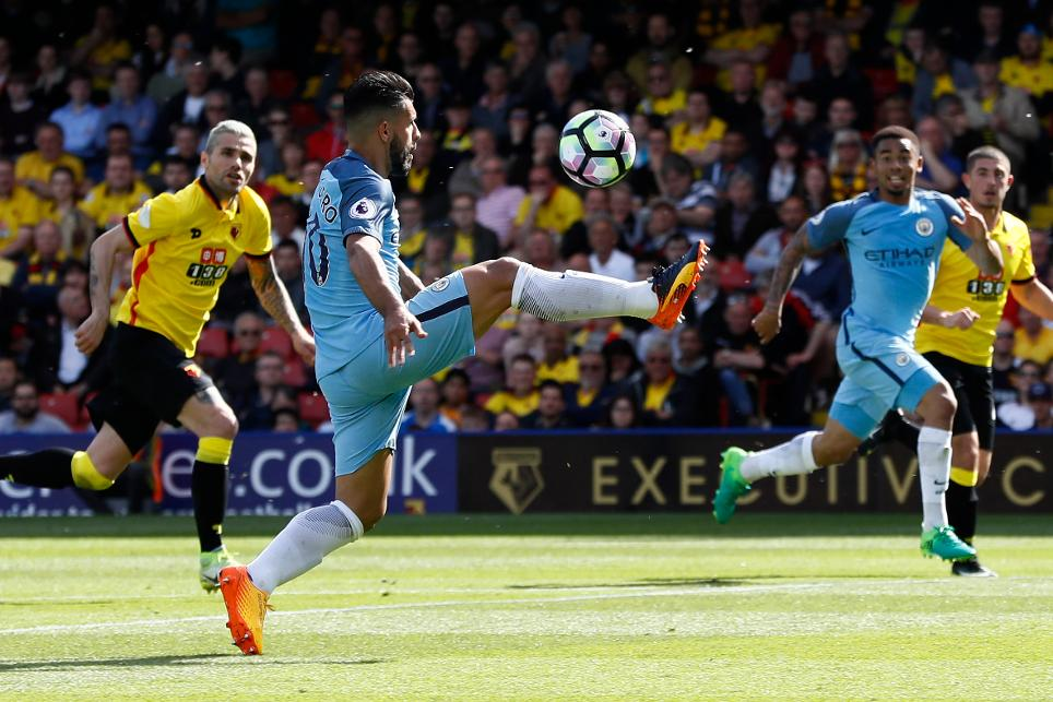 Watford 0-5 Man City