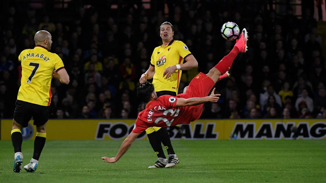 Matchweek 35: Watford 0-1 Liverpool