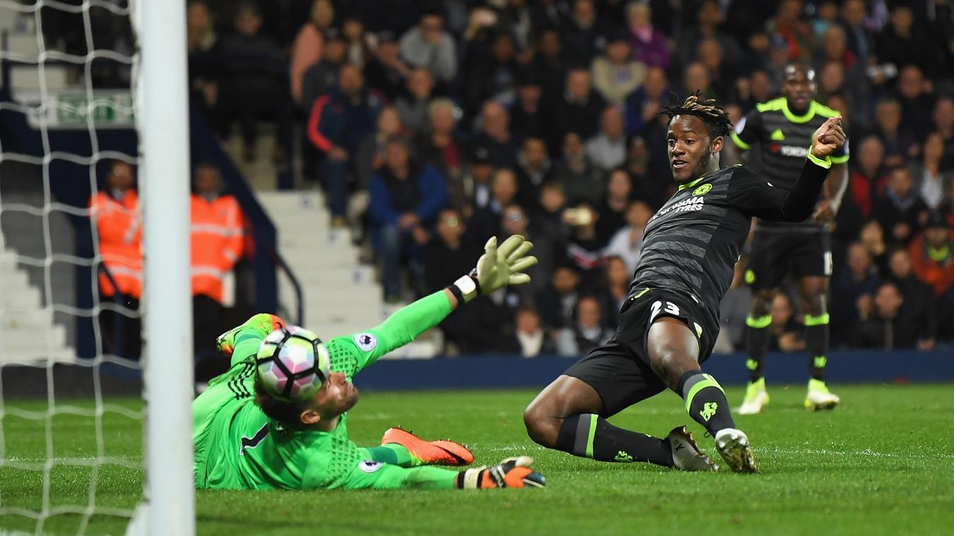 Matchweek 37: West Brom 0-1 Chelsea
