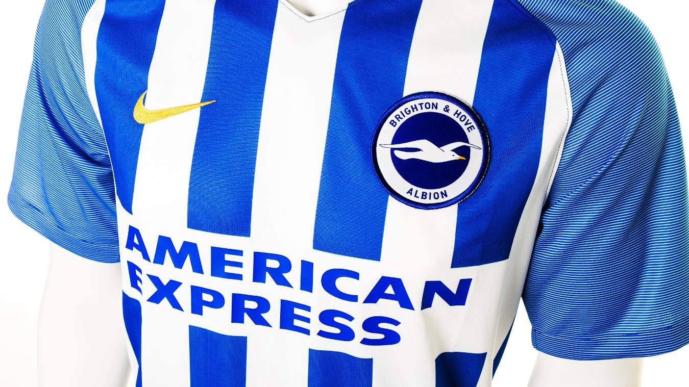 392ad83ebf7 New Premier League kits for season 2017 18