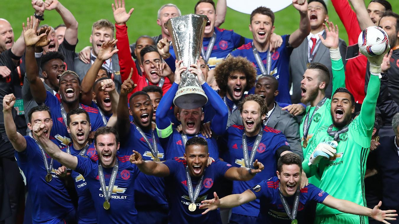 UEFA Europa League, Man Utd win