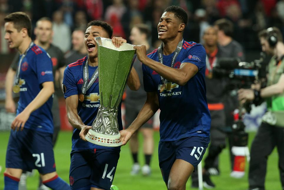 Man Utd win UEFA Europa League