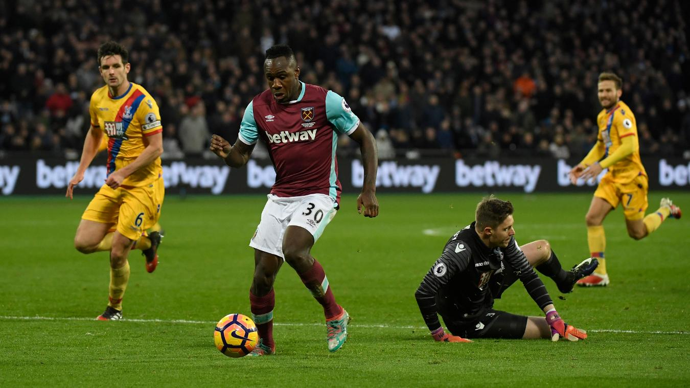 Matchweek 21: West Ham United 3-0 Crystal Palace