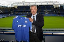 Carlo Ancelotti appointed Chelsea manager