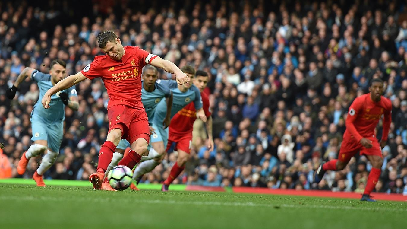 Matchweek 29: Manchester City 1-1 Liverpool