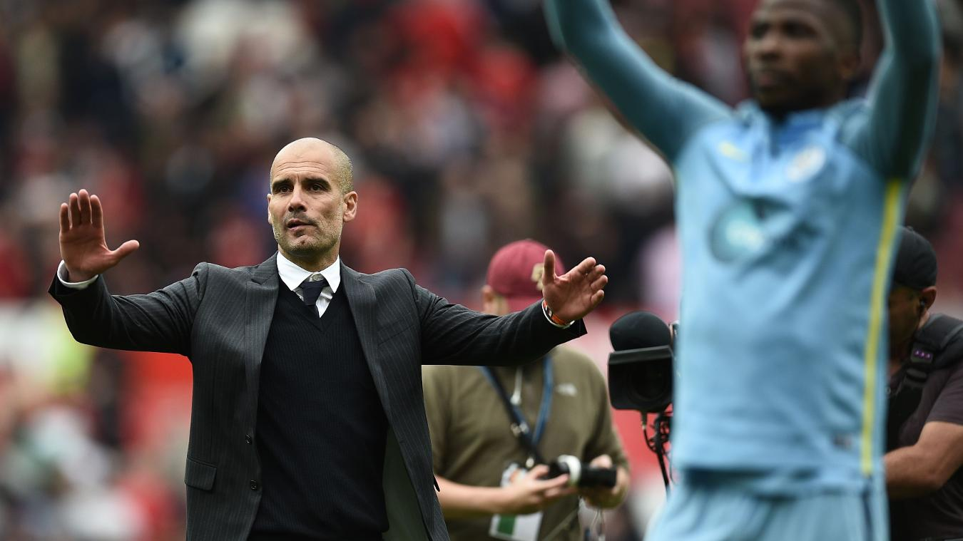 Matchweek 4: Manchester United 1-2 Manchester City