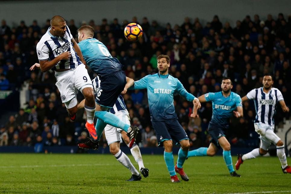 Matchweek 16: West Bromwich Albion 3-1 Swansea City