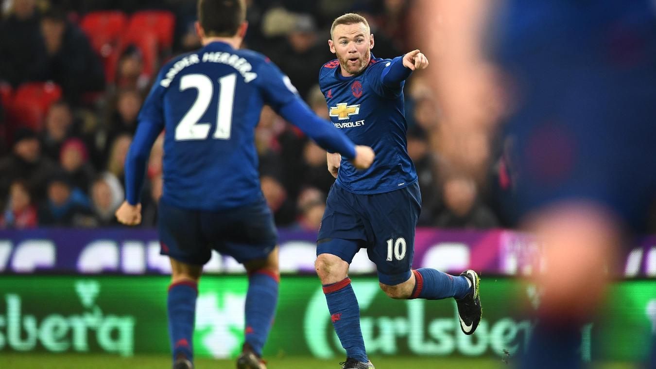 Matchweek 22: Stoke City 1-1 Manchester United
