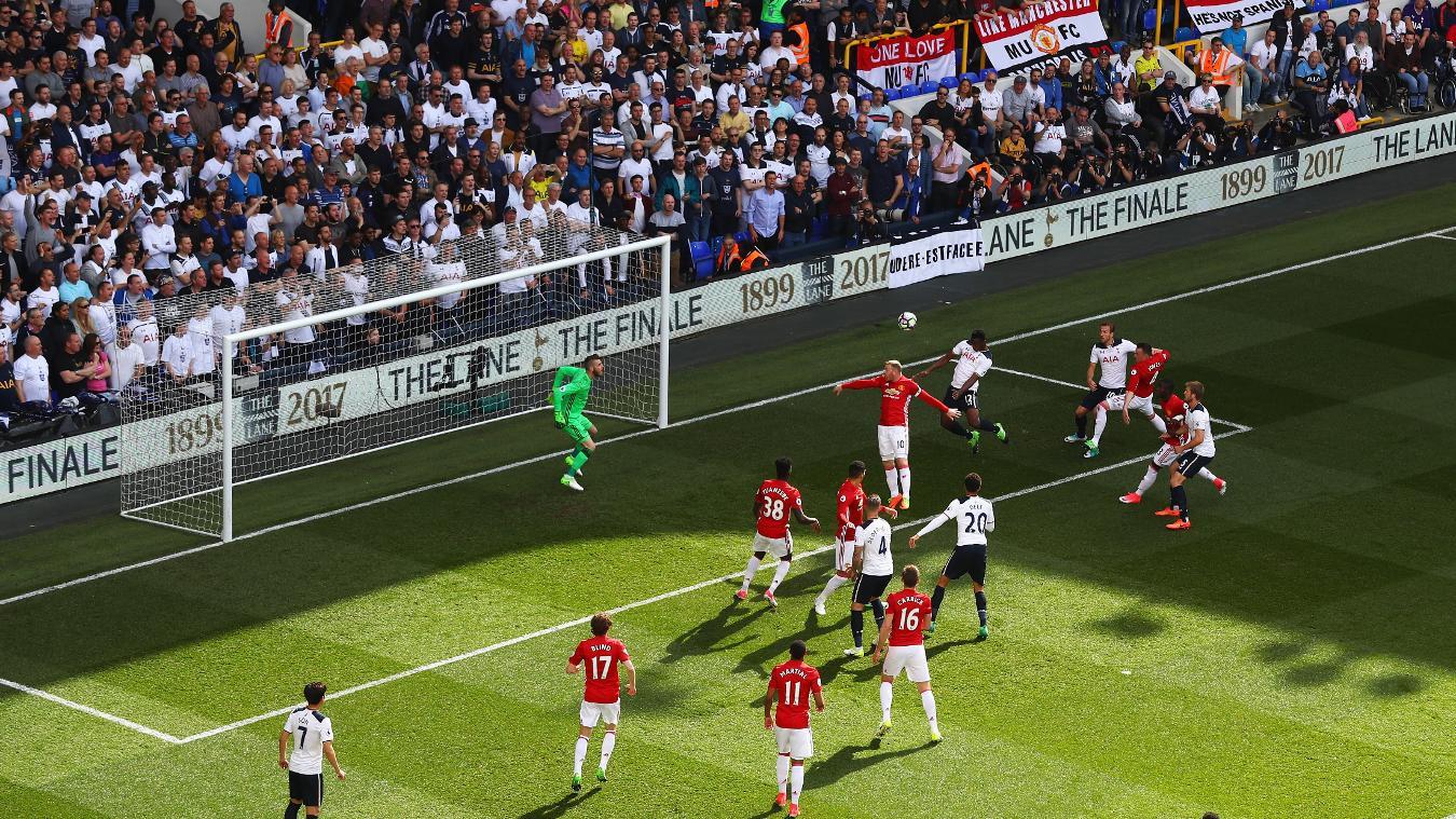 Matchweek 37: Tottenham Hotspur 2-1 Manchester United