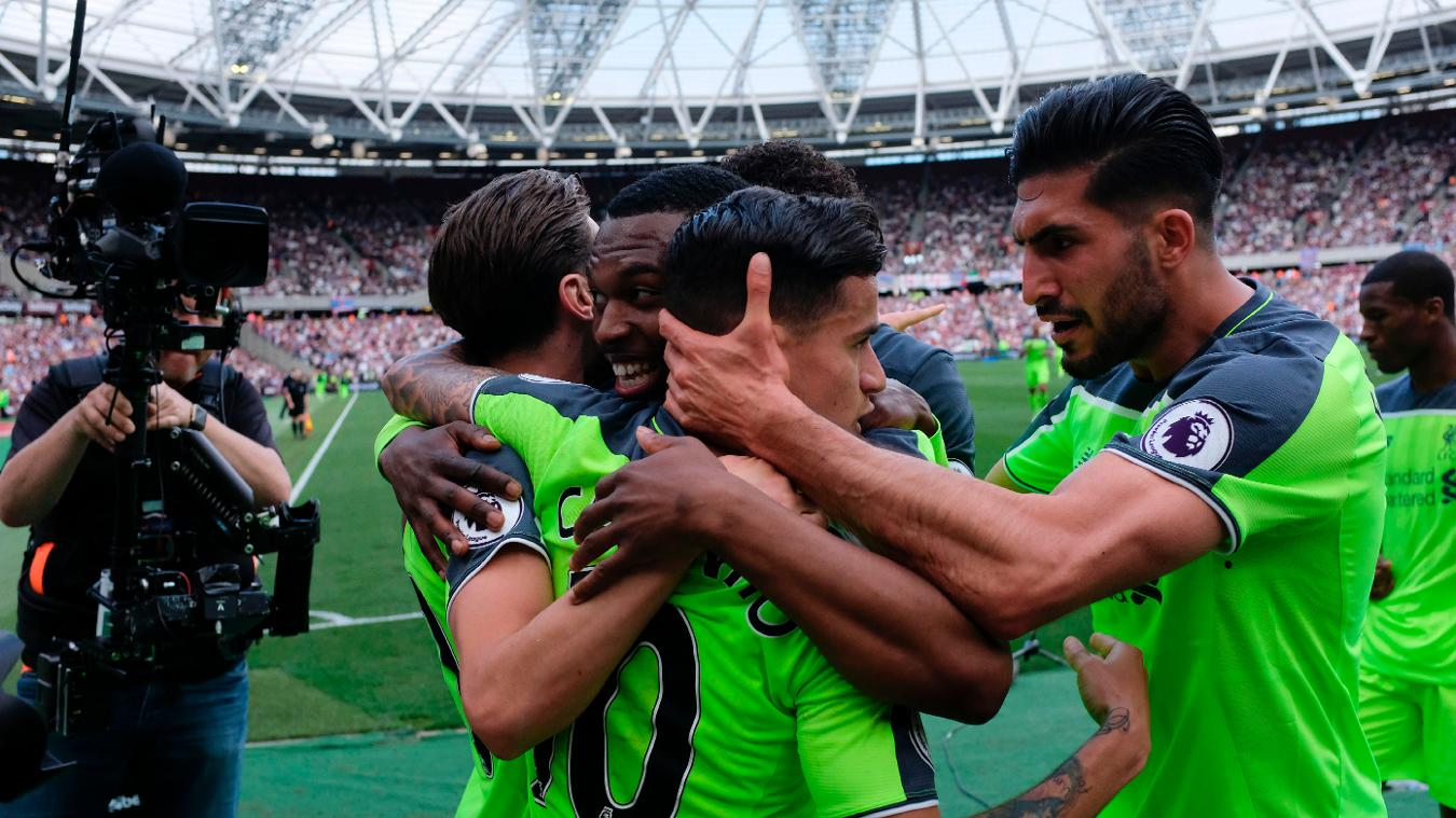 Matchweek 37: West Ham United 0-4 Liverpool