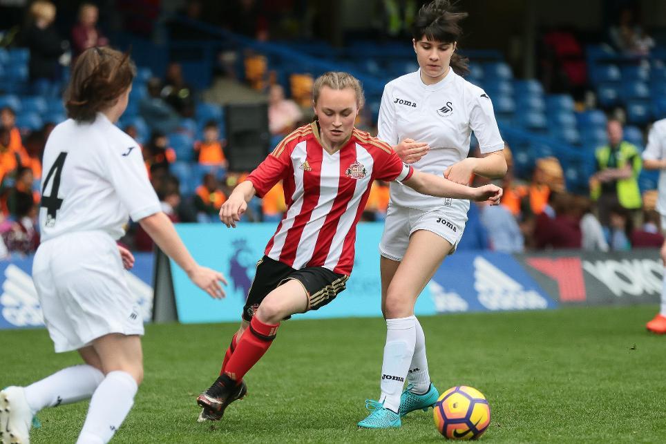 Premier League Schools Tournament 2017, Sunderland v Swansea City