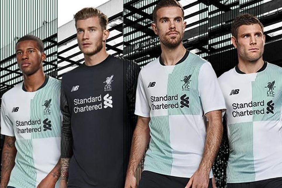 Liverpool return to roots for new away kit
