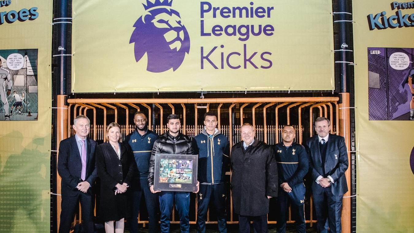 Highlights of the community work delivered by Premier League clubs this season included PL Kicks celebrating its tenth anniversary