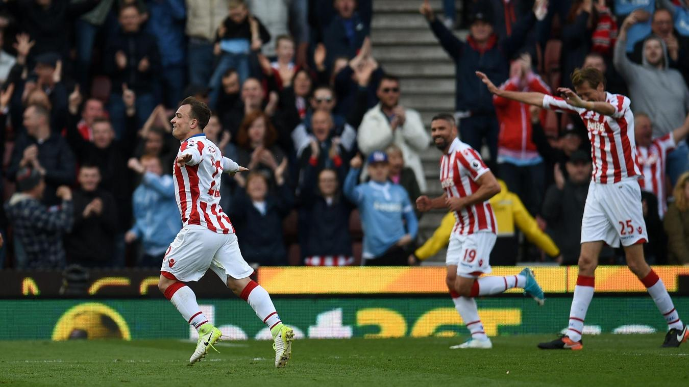 This Is Premier League: Xherdan Shaqiri, Stoke City