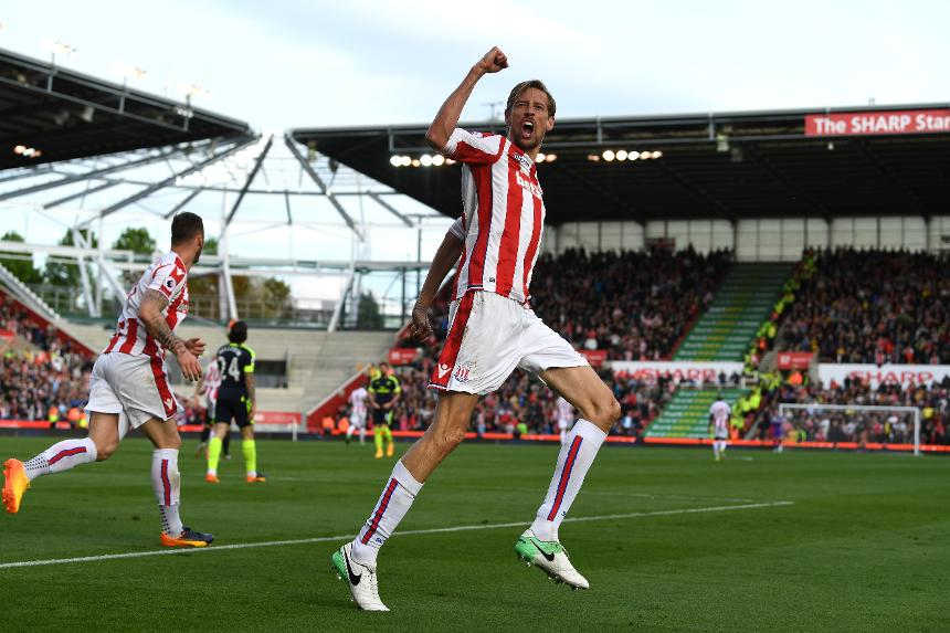 This Is Premier League: Peter Crouch, Stoke City