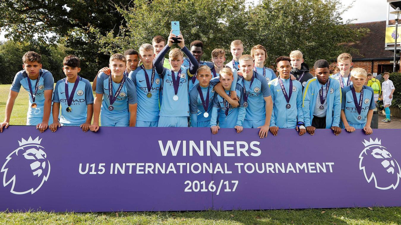 U15 International Tournament: Man City
