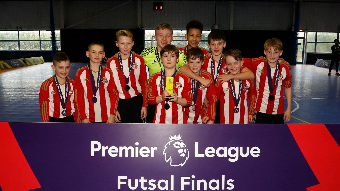 U12 Futsal Finals: Sunderland