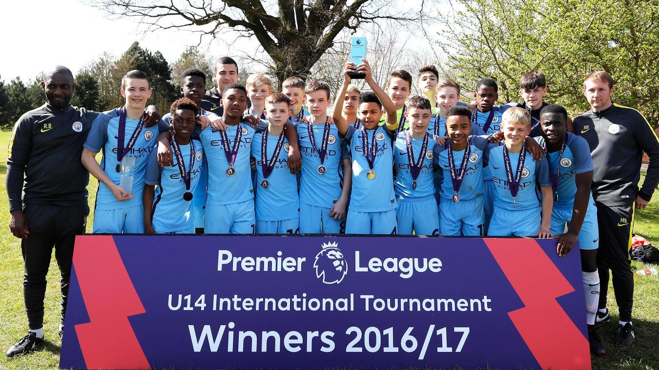 U14 International Tournament: Man City