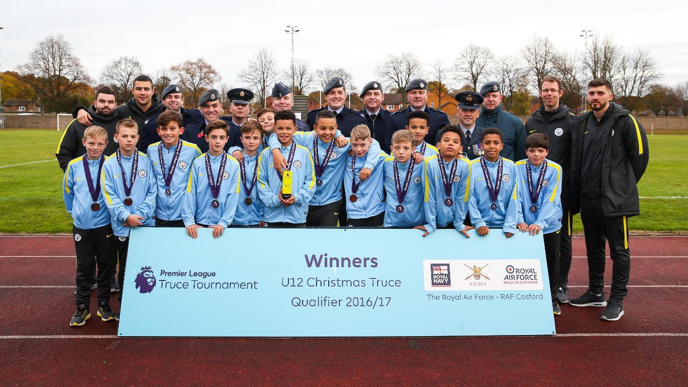U12 Truce Tournament Qualifier: Man City