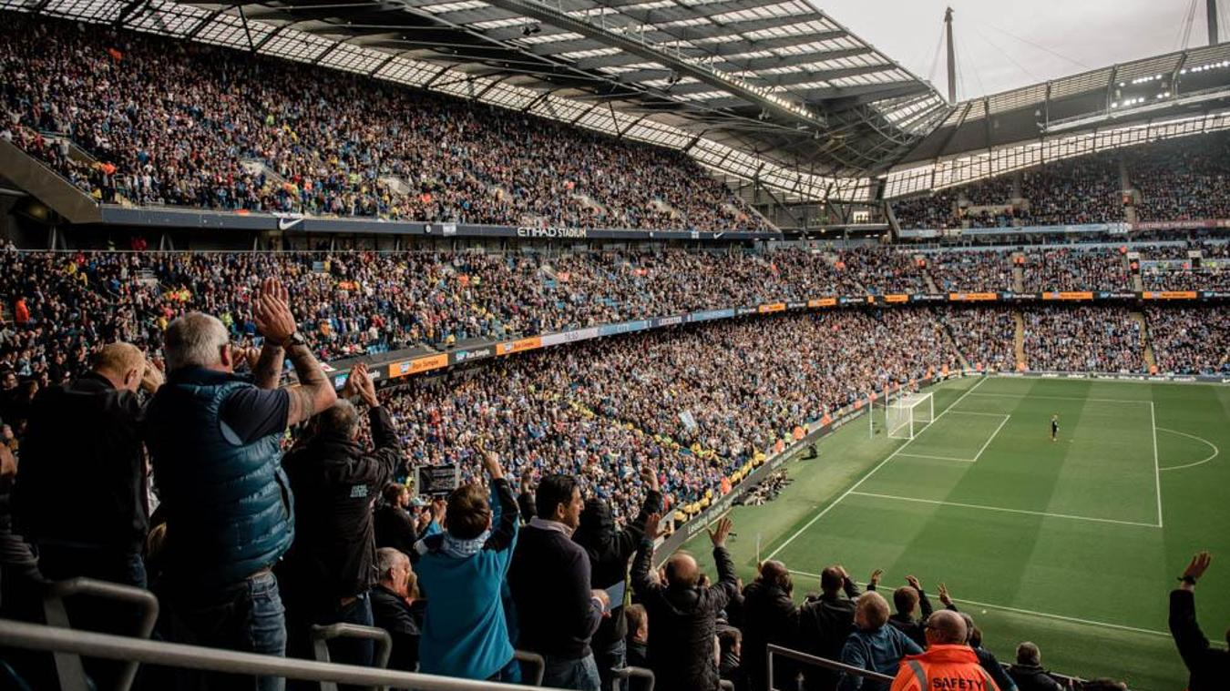 This Is Premier League: Manchester City, Etihad Stadium