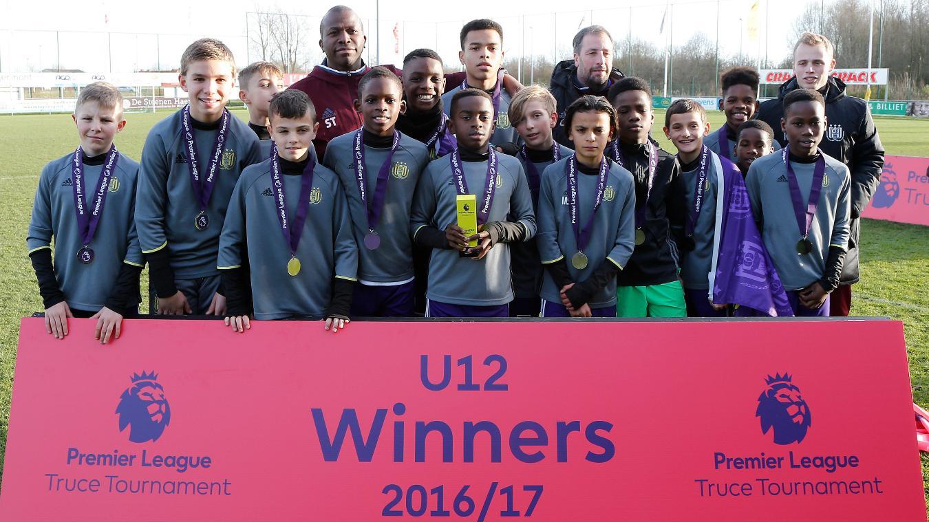 U12 Truce Tournament: Anderlecht