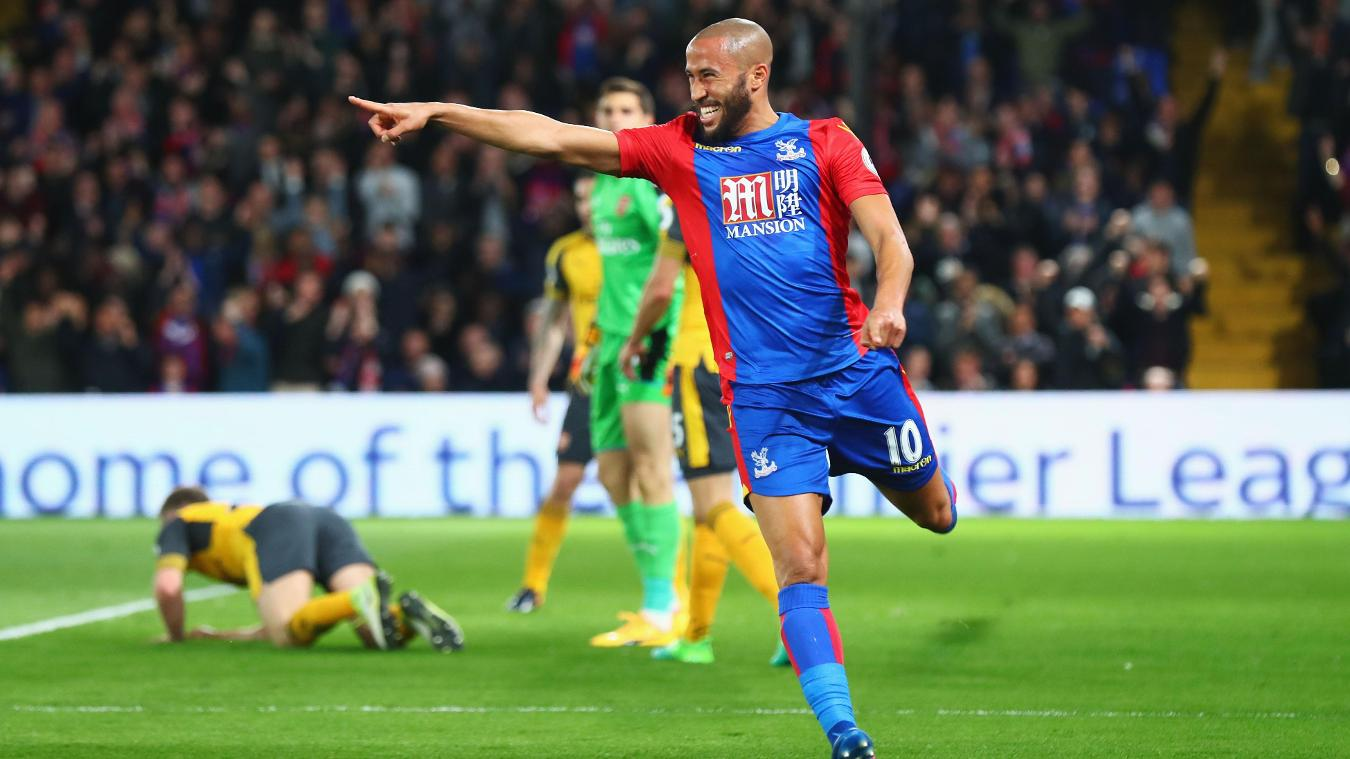 This Is Premier League: Crystal Palace v Arsenal