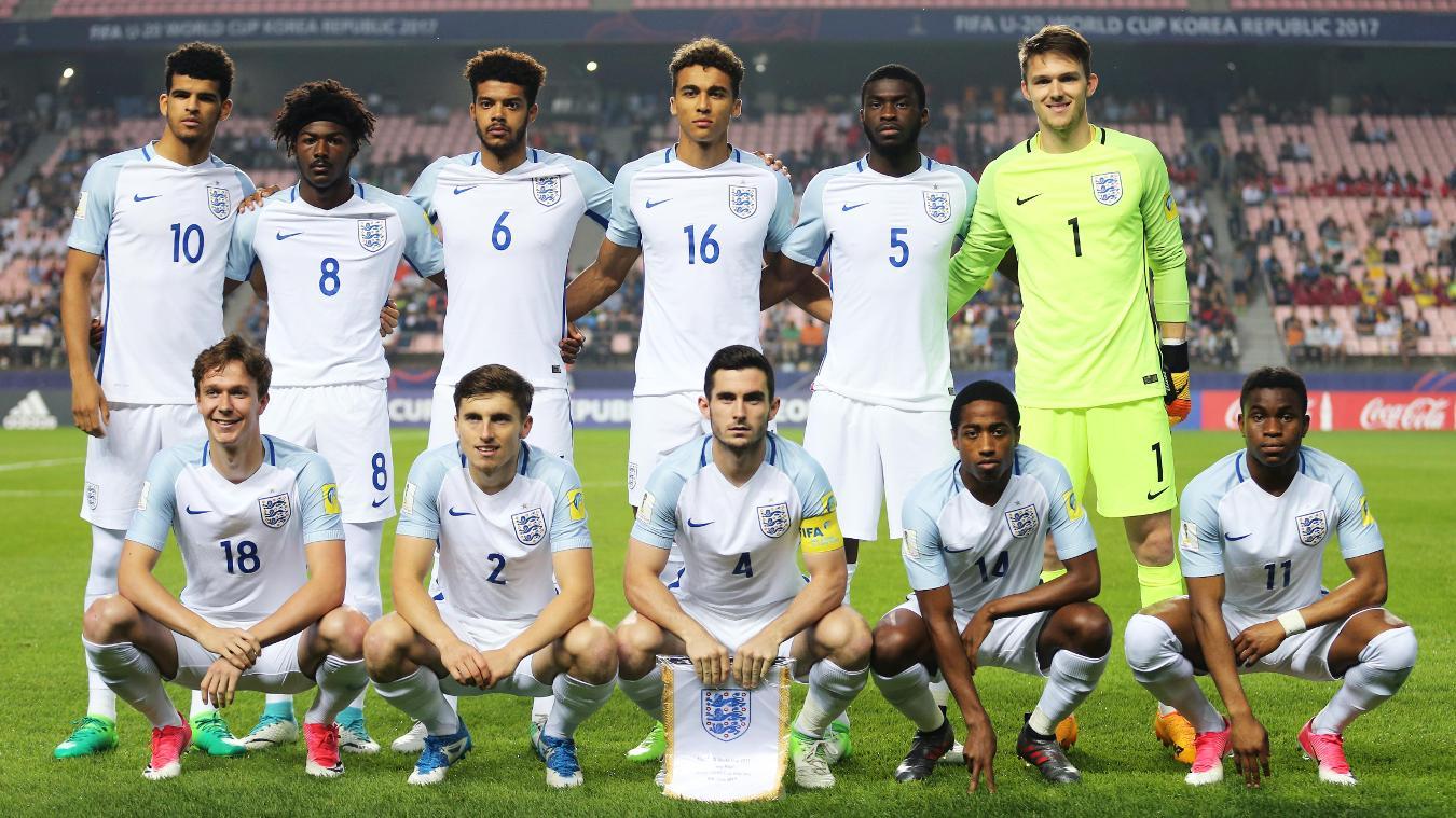 England Under 20s