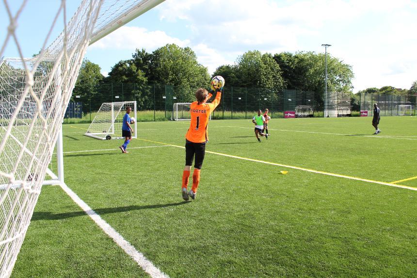Travis Porter, West Ham Inclusion Programme, Nike Ordem V