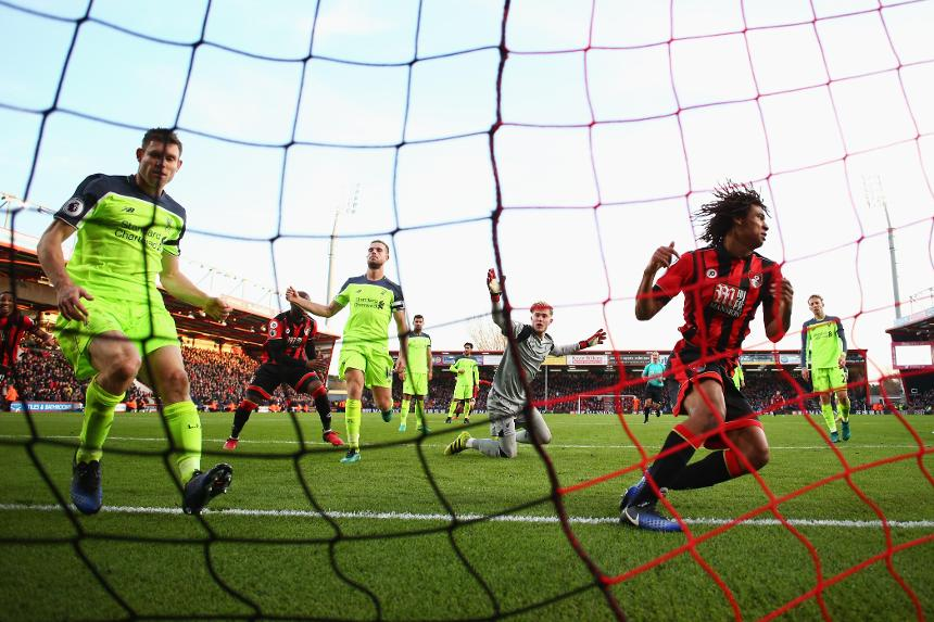 AFC Bournemouth's dramatic 4-3 victory versus Liverpool shows how fiercely competitive the Premier League is