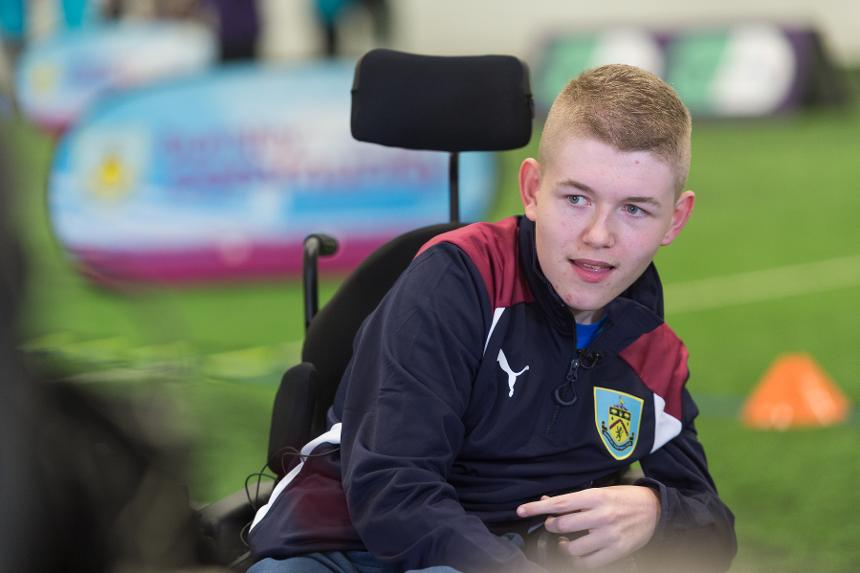 The Premier League/BT Disability Programme was launched this season. It seeks to help remove the barriers that mean that disabled people are half as likely to participate in sport as non-disabled people
