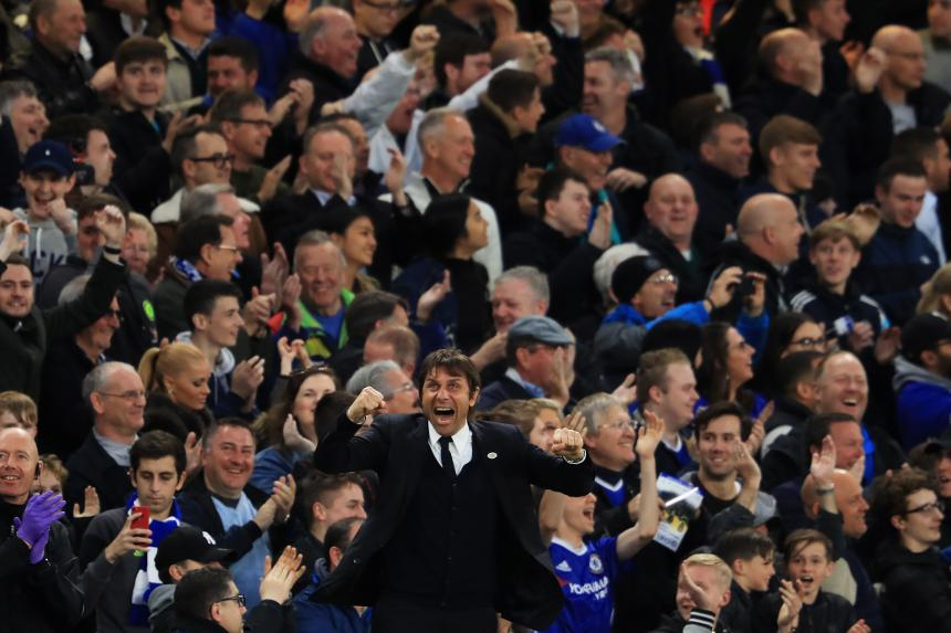 """Every game is unpredictable, you must fight a lot and no easy game exists."" - Antonio Conte, Chelsea head coach"