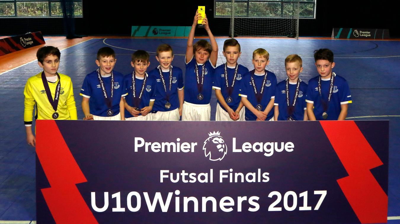 U10 Futsal FInals: Everton