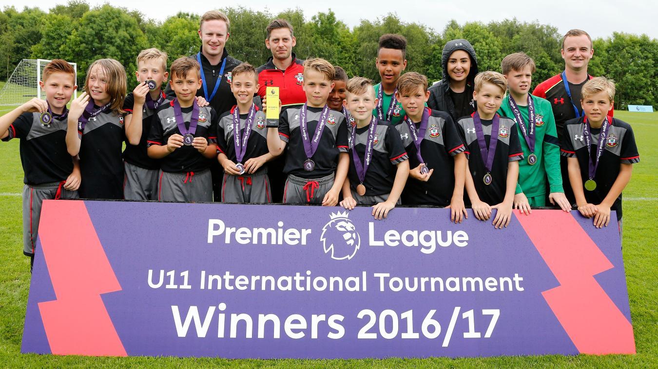 U11 International Tournament: Southampton