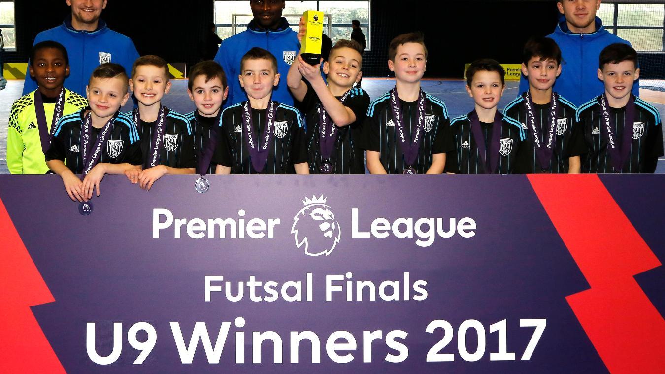U9 Futsal Finals: West Brom