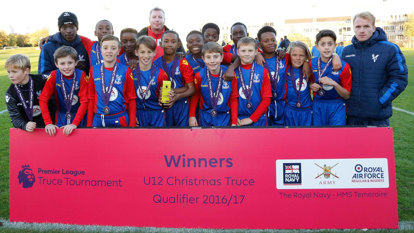 U12 Truce Tournament Qualifier: Crystal Palace