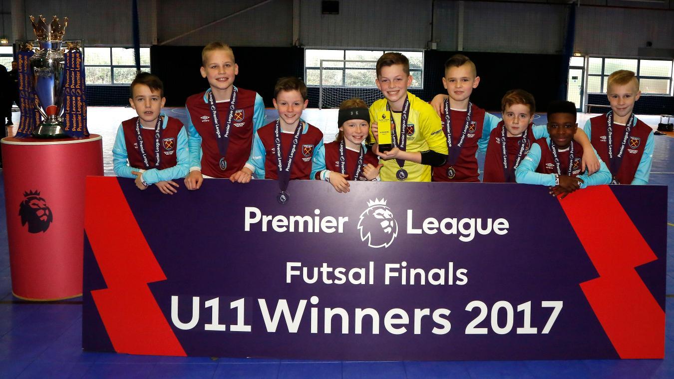 U11 Futsal Finals: West Ham