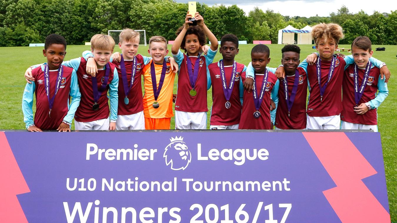 U10 National Tournament: West Ham