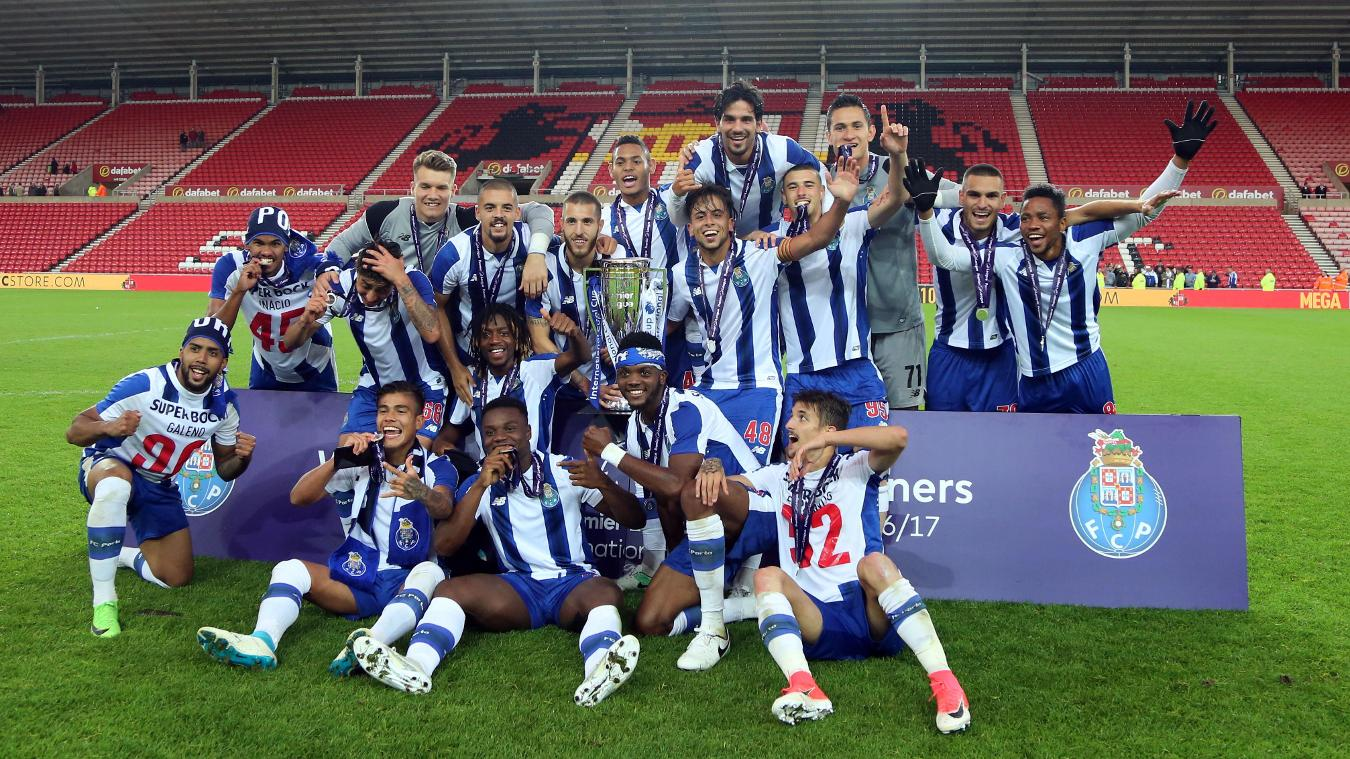 2016/17 PL International Cup: Porto