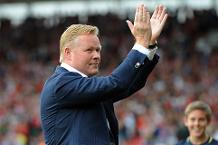Ronald Koeman at Southampton
