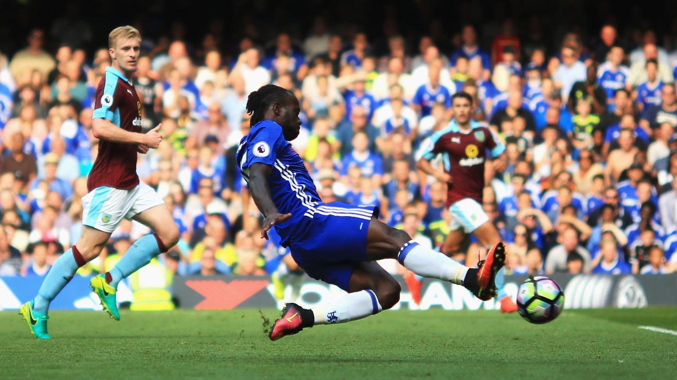 Chelsea v Burnley, 12 August