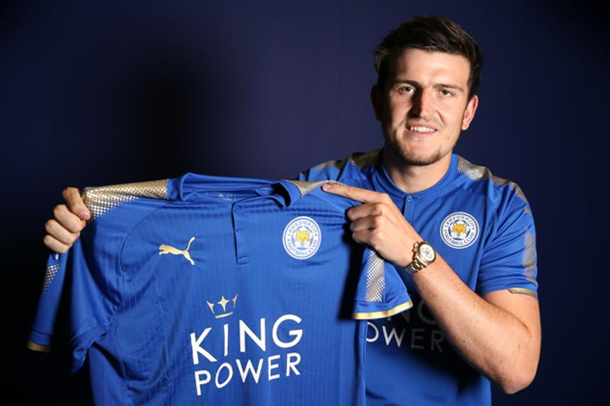 Harry Maguire, Leicester City